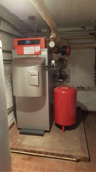 A-Therm - Conversion du mazout au gaz - Uccle
